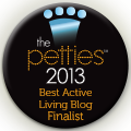 Petties Finalist Badge