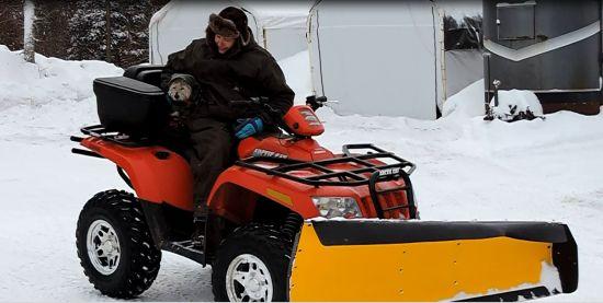 Snow Plow Supervisor