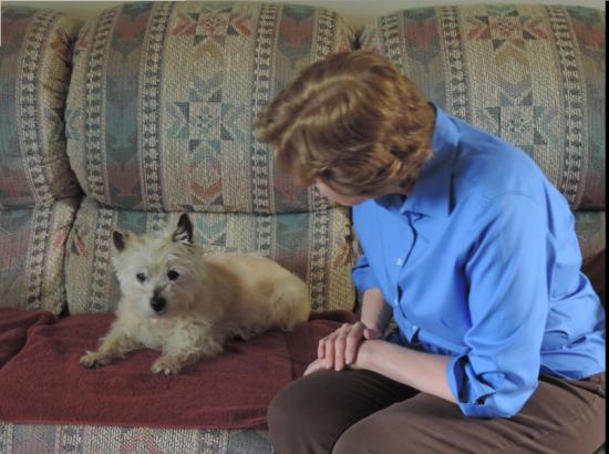 Patti visits Divinity
