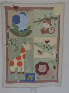 Quilt from Foster Mom
