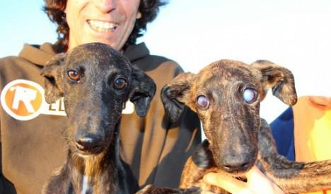 Pisper and his blind sister Blinder