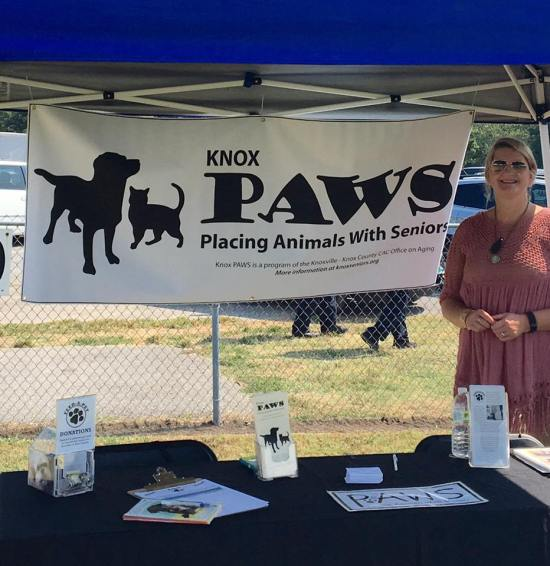 Knox Paws – Seniors for Seniors