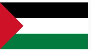 Flag of the Palestinian Territories