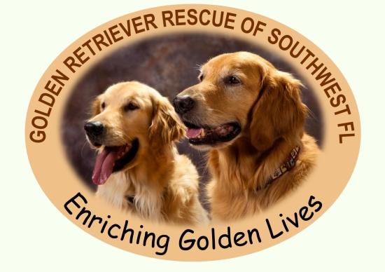 Golden Retriever Rescue of Southwest Florida - Logo