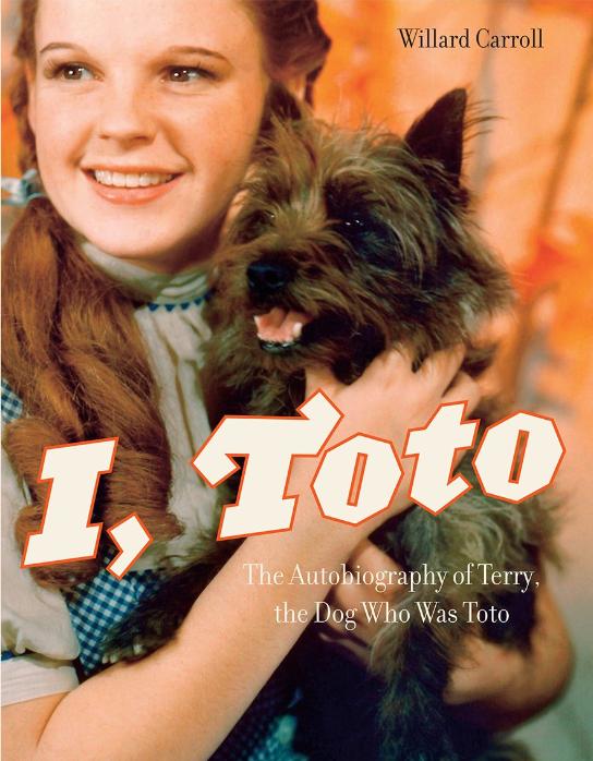 I, Toto – Book Cover
