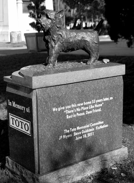 Terry/Toto Memorial