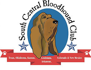 South Central Bloodhound Club - Logo